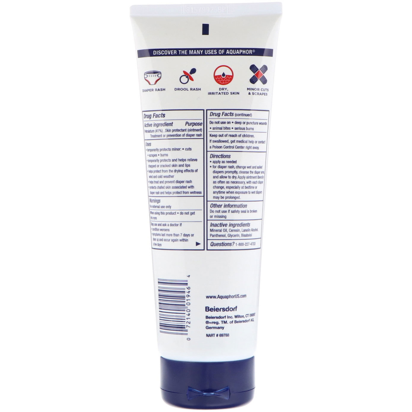 The drug Panthenol (ointment) 25