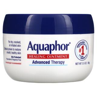 Aquaphor, Healing Ointment, Fragrance Free, 3.5 oz (99 g)