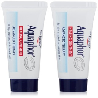 Aquaphor, Healing Ointment, Skin Protectant, 2 Tubes, 0.35 oz (10 g) Each