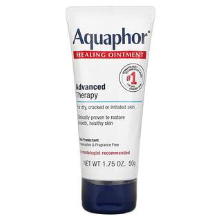 Aquaphor, Заживляющая мазь, защита для кожи, 50 г (1,75 унции)