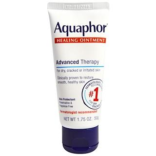 Aquaphor, Pomada curativa, Protectora de la piel, 1.75 oz (50 g)