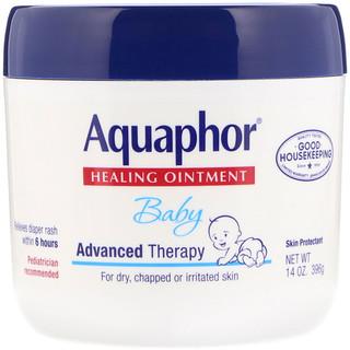 Aquaphor, Pomada Curativa para Bebês, 14 oz (396 g)