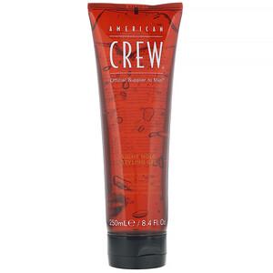 American Crew, Light Hold, Styling Gel, 8.4 fl oz (250 ml) отзывы