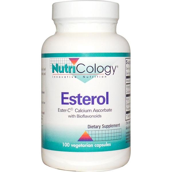 Nutricology, Esterol, 100 Veggie Caps (Discontinued Item)