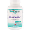 Nutricology, Multi-Vi-Min without Copper & Iron, 150 Vegetarian Capsules