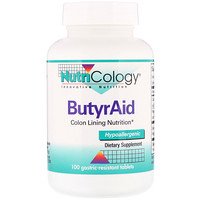 ButyrAid, 100 таблеток - фото