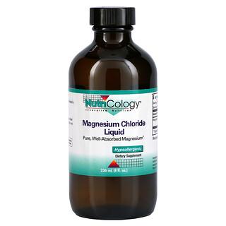 Nutricology, Magnesium Chloride Liquid, 8 fl oz (236 ml)