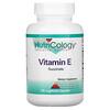 Nutricology, Vitamin E Succinate, 100 Vegetarian Capsules