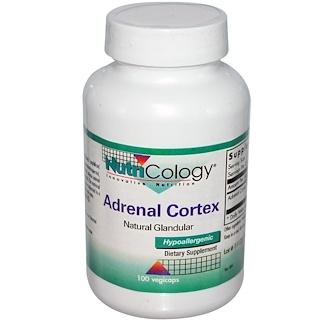 Nutricology, Adrenal Cortex, 100 Veggie Caps
