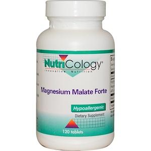 Нутриколоджи, Magnesium Malate Forte, 120 Tablets отзывы