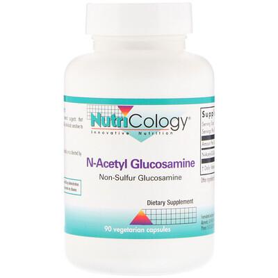 Купить Nutricology N-ацетилглюкозамин, 90 вегетарианских капсул