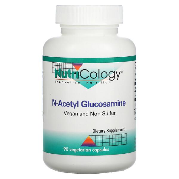 N-Acetyl Glucosamine, 90 Vegetarian Capsules