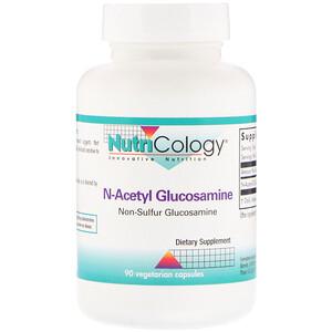 Нутриколоджи, N-Acetyl Glucosamine, 90 Vegetarian Capsules отзывы