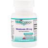 Nutricology, Melatonina, 20 mg, 60 cápsulas vegetarianas