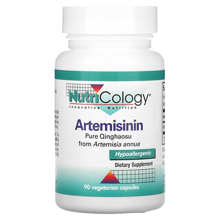 Nutricology, Artemisinin, 90 Vegetarian Capsules