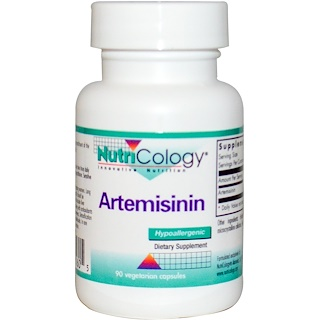 Nutricology, Artemisinin, 90 Veggie Caps