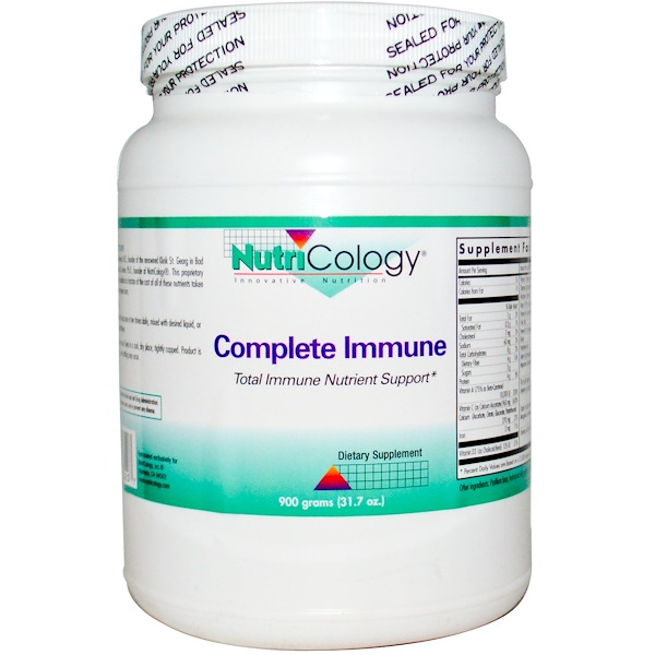 Nutricology, Complete Immune, 900 g (31.7 oz.) (Discontinued Item)