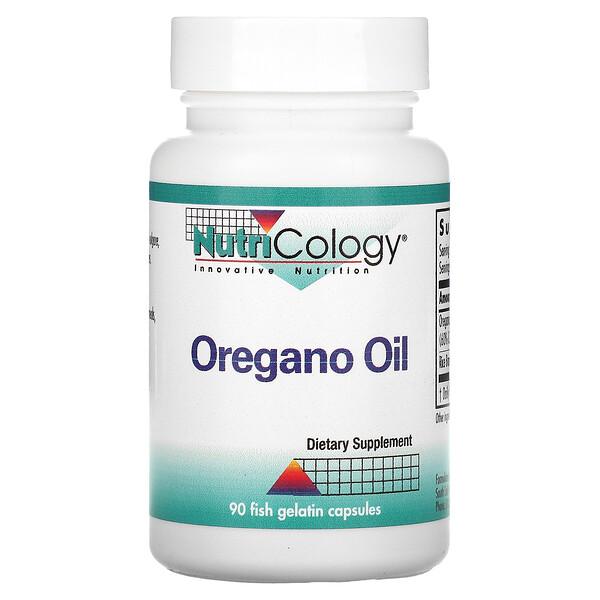 Oregano Oil, 90 Fish Gelatin Capsules