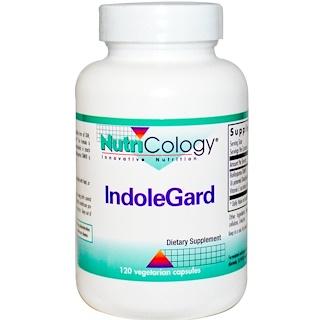 Nutricology, IndoleGard, 120 Veggie Caps