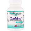 Nutricology, ZenMind, 60 Vegetarian Capsules