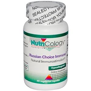 Нутриколоджи, Russian Choice Immune, 60 Veggie Caps отзывы