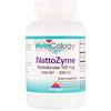 Nutricology, NattoZyme, 100 mg, 180 Softgels
