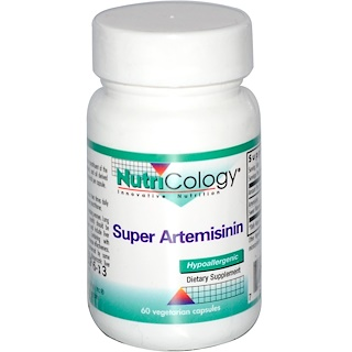 Nutricology, Super Artemisinin, 60 Veggie Caps