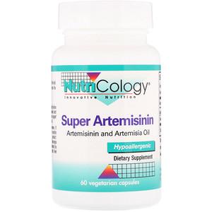 Нутриколоджи, Super Artemisinin, 60 Vegetarian Capsules отзывы покупателей