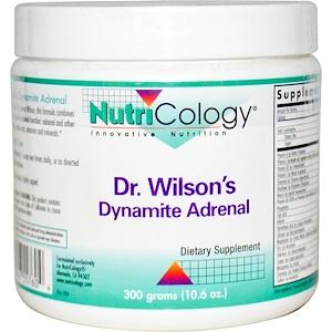 Нутриколоджи, Dr. Wilson's Dynamite Adrenal, 10.6 oz (300 g) отзывы