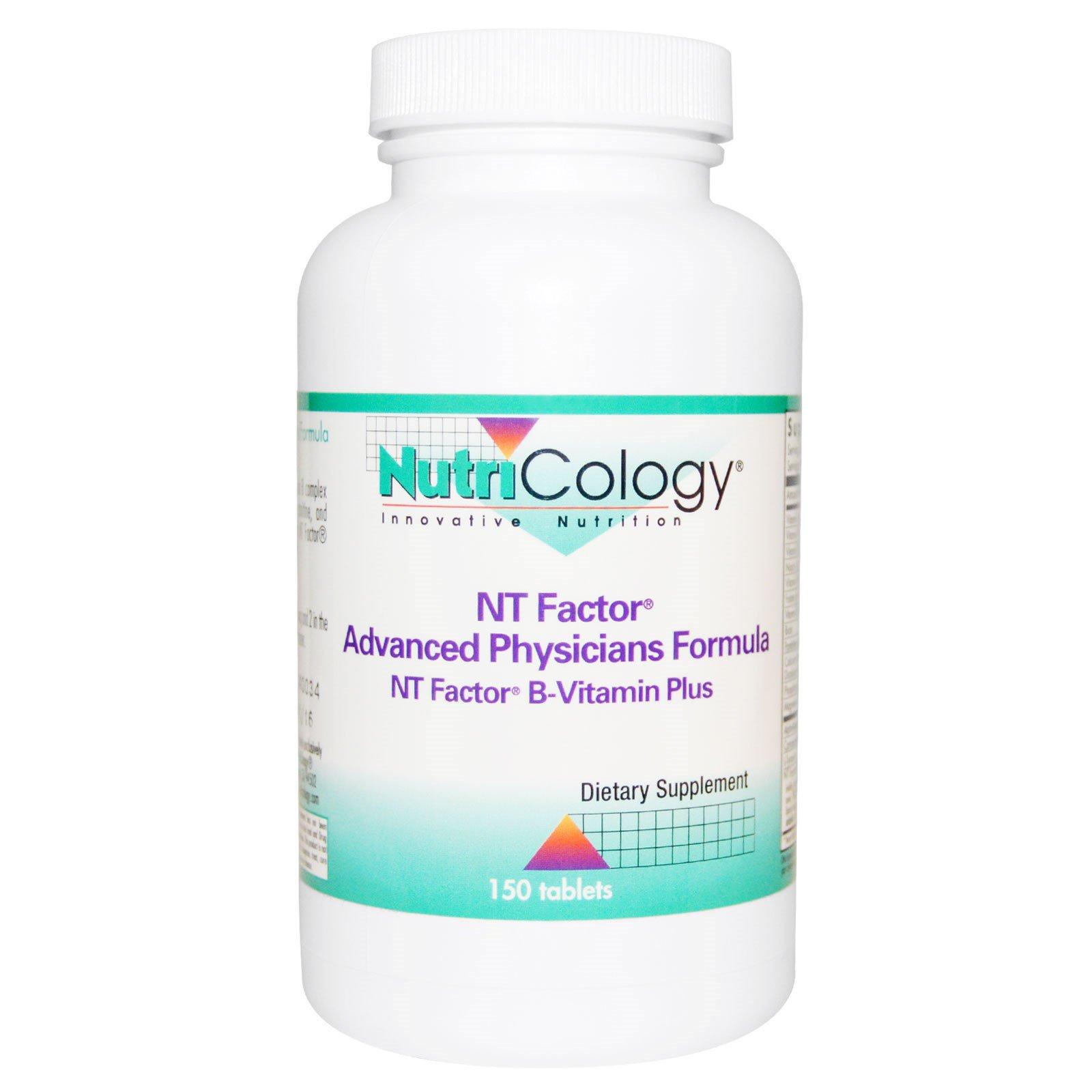 Nutricology, NT Factor, современный врачебный состав, 150 таблеток