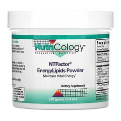 Nutricology, NTFactor,能量脂粉蛋白質粉,5.3 盎司(150 克)