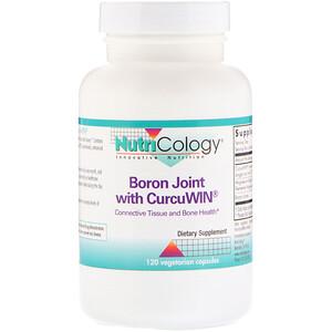 Нутриколоджи, Boron Joint with CurcuWin, 120 Vegetarian Capsules отзывы