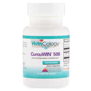 Нутриколоджи, CurcuWin 500, 30 Vegetarian Capsules отзывы