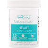 Restore-Biotic, Heart with LRC and CoQ10, 2.5 Billion CFU, 60 Delayed-Release Vegetarian Capsules