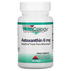 Nutricology, Astaxanthin, 6 mg, 60 Softgels