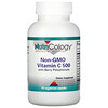 Nutricology, Non-GMO Vitamin C 500  with Berry Polyphenols, 90 Vegetarian Capsules