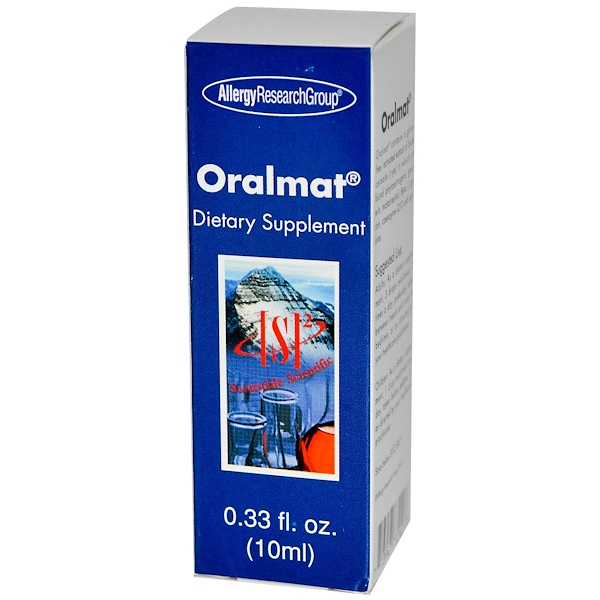 Nutricology, Oralmat, Drops Solution, 0.33 fl oz (10 ml (Discontinued Item)