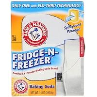 Пищевая сода Fridge-N-Freezer, 396,8 г - фото