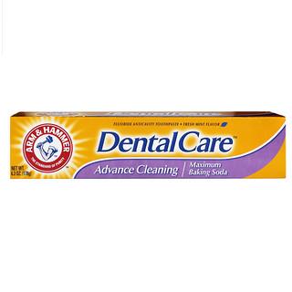 Arm & Hammer, Dental Care, Maximum Baking Soda Toothpaste, Advance Cleaning, Fresh Mint, 6.3 oz (178 g)