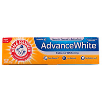 AdvanceWhite Baking Soda & Peroxide Toothpaste, Extreme Whitening, 4.3 oz (121 g) - фото