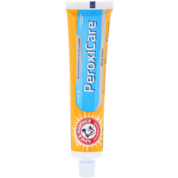 PeroxiCare, Deep Clean Toothpaste, Fresh Mint, 6.0 oz (170 g)
