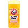 Arm & Hammer, UltraMax, Solid Antiperspirant Deodorant, for Women, Powder Fresh, 2.6 oz (73 g)