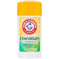 Натуральный дезодорант Essentials, для мужчин и женщин, свежий, 71 г - фото