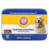 Arm & Hammer, Tartar Control Dental Mints For Dogs, Fresh Mint Scent, Beef, 40 Mints