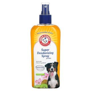 Arm & Hammer, Super Deodorizing Spray for Pets, Kiwi Blossom, 8 fl oz (236 ml)