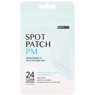 Avarelle, Spot Patch PM,  24 Clear Patches