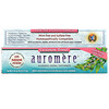 Auromere, Ayurvedic Herbal Toothpaste, Foam-Free, Cardamom-Fennel, 4.16 oz (117 g)