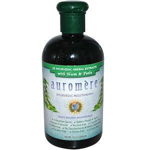 Оромир, Ayurvedic Mouthwash, 12 oz (354 ml) отзывы покупателей