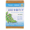 Auromere, Ayurvedic Soap, with Neem, Tulsi-Neem, 2.75 oz (78 g)