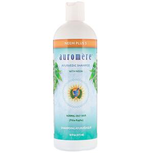 Оромир, Ayurvedic Shampoo with Neem, Neem Plus 5, 16 fl oz (473 ml) отзывы покупателей